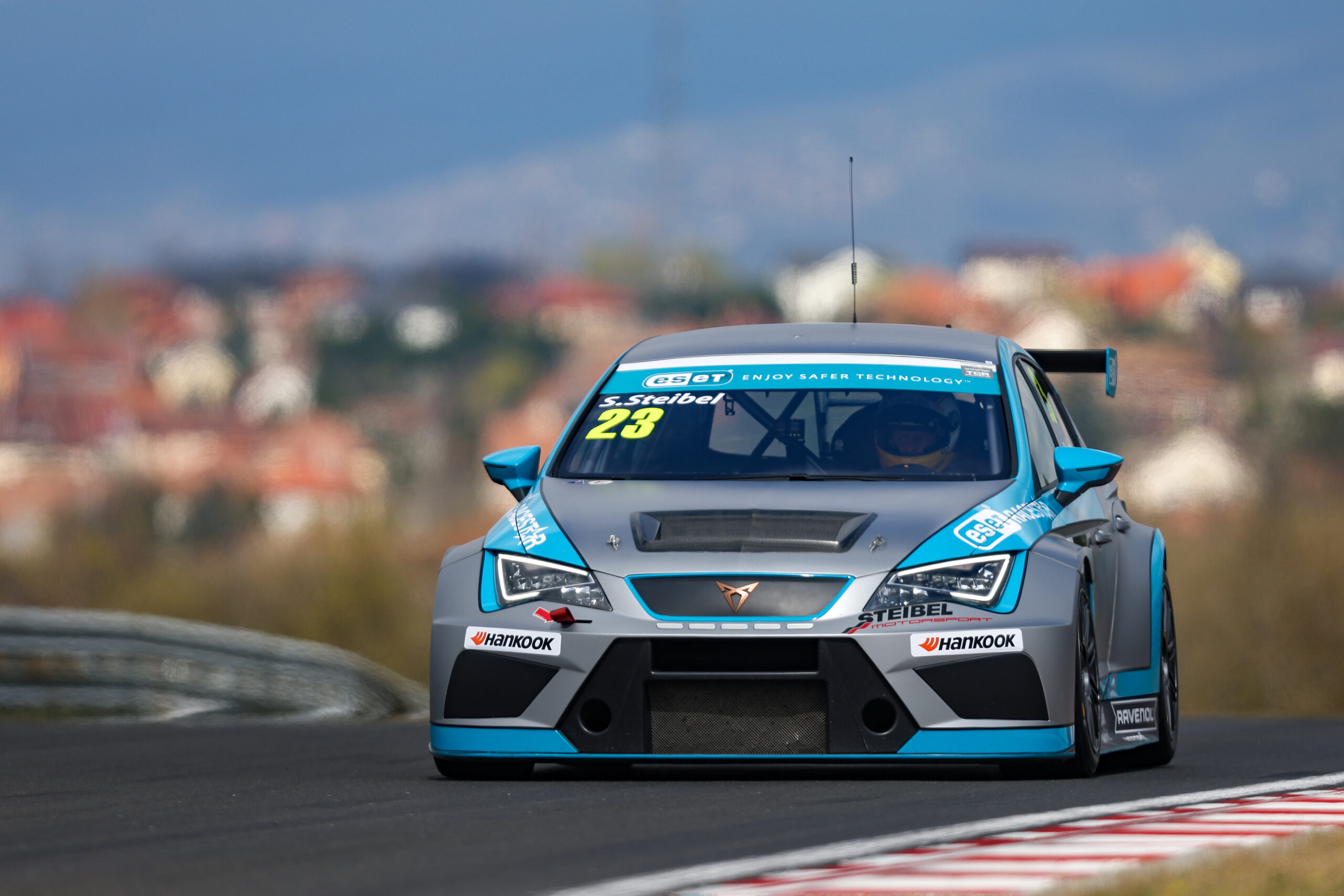 Successful performance for ESET Race Star